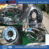 Good quality alloy wheel drop forged 22.5x8.25 double polished