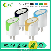 5v 1A USB Charger with US /BR plug BTY -M512