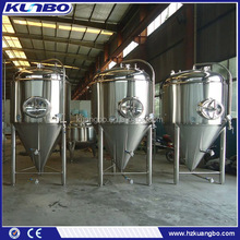 Sanitary Stainless steel 304 Beer Fermentation tank For Processing Beer