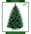 Custom Made árvores de natal de madeira pinheiro decoração de natal árvore de natal de plástico