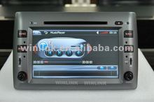 2012 New touch screen 8 inch Audio car for Fiat