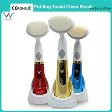 facial cleansing blackhead face clean tools plastic facial brush