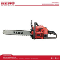 gasoline chain saw RM-CS6200 explosion proof power tools