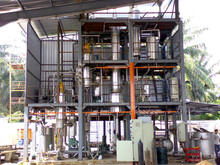 excellent high purifying rate used motor oil regeneration plant