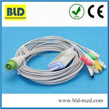 Fukuda denshi ECG cable Compatible DS-7001