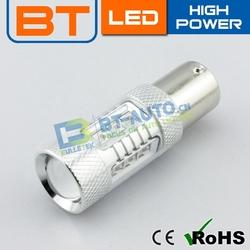 Ultra Bright 9-30V 1000lm High Power 80W 1156 1157 LED Auto Light