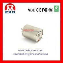 6volt dc brush motor, round 370 motor