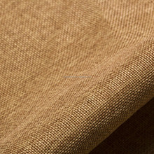 2015 New 100% poly Faux Linen Fabric For Sofas/Curtain