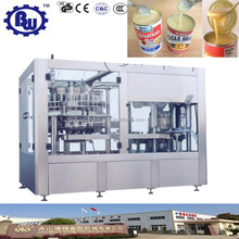 Experienced Engineer Design Sweetened Condensed Milk Filing Machine from Manufacturer Directly