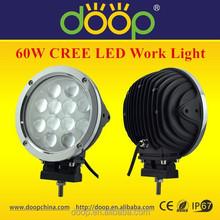 12 Volt Automotive LED Lights, 4D LED Driving Work Lights, 60W LED Lights Work