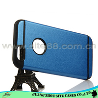 Custom made free sample sublimation mobile phone armor case For iphone 6