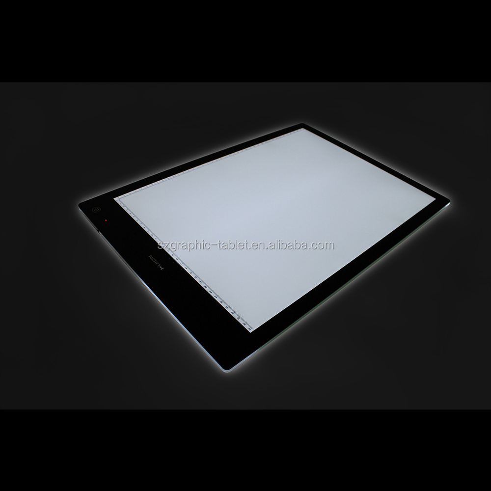 huion lb3 with tracing paper light drawing copy board buy lb3 with