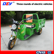 The environmental protection cargo transport Electric tricycle