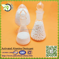 activated alumina manufacture as catalyst / desiccant/ cleaning agent