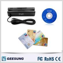 4 in 1 smart card reader MSR for POS system