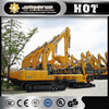 China brand 22 ton XCMG XE215CLL swamp excavator in dubai