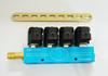 4 Cylinder car common injector rail diesel injector pump repair kit