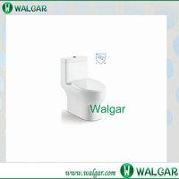 New Design Fashional Sanitary Ware Siphonic One Piece european Dual Flush Toilet