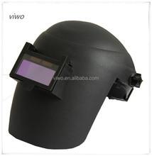 black solar Power Auto Darken Welding Helmet crochet roman helmet
