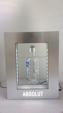 Amazing Acrylic Advertising Display Stands / Floating Beer Bottle Display