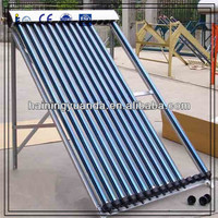 High Efficiency Heat Pipe Vacuum Tube Solar Collector Solar Water Heater Parts