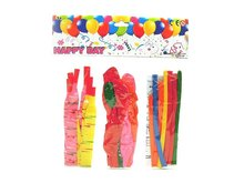18PCS BALLOON WITH INSTRUCTION