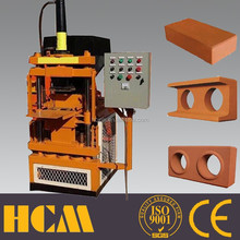 SY1-10 au clay brick finished brick systerm paver machine