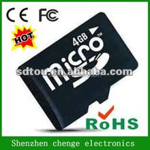 Wholesale bulk 2gb 4gb 8gb 16gb 32gb micro sd card, microsd 4gb with sd card adapter