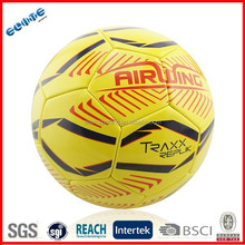 Machine Stitched PVC big 5 soccer balls