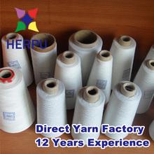 12cones per bag spun yarn polyester in Hebei