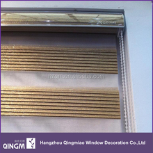 Factory Promoting Spun Gold Venetian Style Blind For Home Decoration