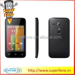 G 4.0 inch WQVGA Screen GSM 850/900/1800/1900 cheapest touch screen mobile wifi cell phone