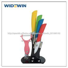 """Casa cocina comedor barra de cuchillo de cerámica y accesorios set de cocina de frutas de utilidad chef 3"""" 4"""" 5"""" 6"""""""