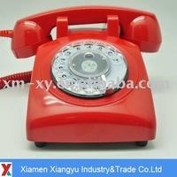 Vintage old telephone