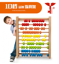 Wooden Kids Toys Abacus Soroban Abacus Children Educational Toys