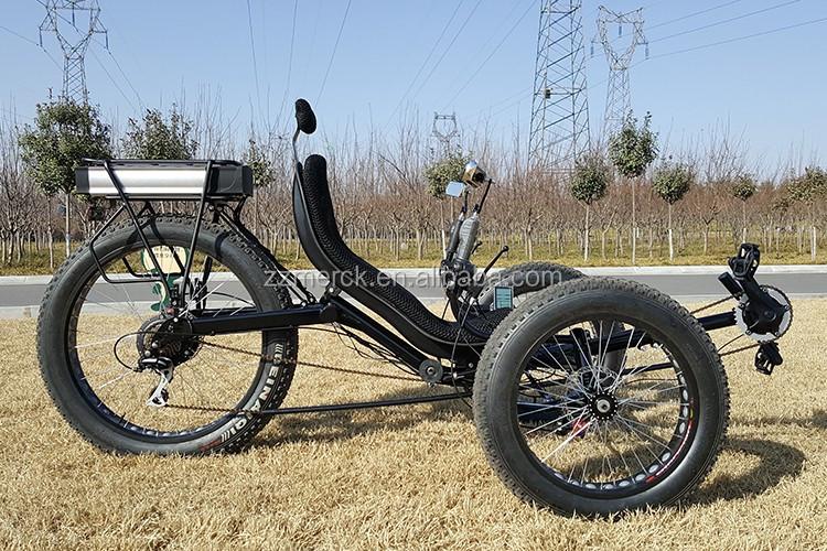 Chine tricycle couch lectrique 3 roues graisse v los - Tricycle couche electrique ...