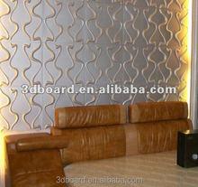 designer wallpaper 3dimensional board decoration