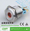 Factory supply! 22mm CMP waterproof push button switch 240v ip67