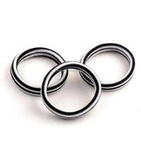 Fashionable thick hair elastic bands for ladies