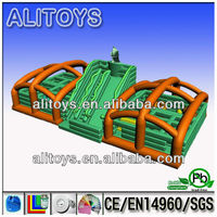 2013 hot selling and factory price high quality kids' outdoor/indoor Inflatable sports game for kids/adults