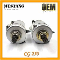 Top Quality Motor starter ,Starter Motor Motorcycle CG250,Motor Start Motor