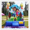 spongebob bounce house construction truck inflatable bounce house sal bouncers