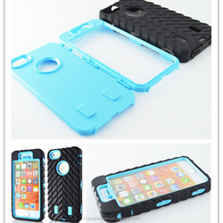 Cheap Mobile Protect Shockproof Hybrid Hard Cover Case For iphone 5 5s
