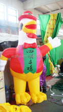 2015 Hot sale giant inflatable Turkey for advertising