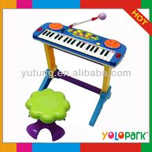 los niños mini teclado de piano juguetes juguetes musicales juguetes electrónicos de órganos