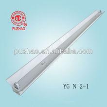 1x58w tube t8 fluorescent light brackets( lighting bracket)