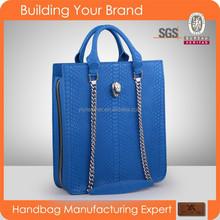 3347-2015 fashion lady handbags Beautiful bag python leather handbag high quality