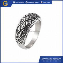 FR0870 Fashion jewelry 316l gold mens ring masonic ring