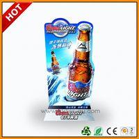 4-bottle cardboard wine carriers ,4 beer bottles display carry holder ,3-tier carton racks for canned beer