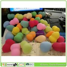 cosmetic beauty promotion gift latex free sponge